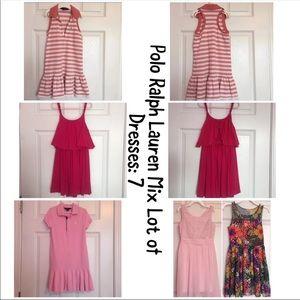 Polo Ralph Lauren Mix Lot of Dresses: 7